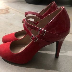 Style & Co. Red Pumps